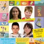 Plakat für Superferienpass 2009/10