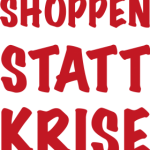 Shoppen statt Krise, Weltkugel