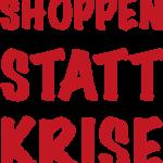 Shoppen statt Krise, Weltkugel