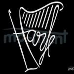 Kleine Harfe, Kalligrafie