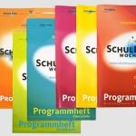 Titelbilder der Programmheft