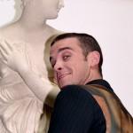 Portrait Robbie Williams